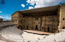 Roman Theatre in Orange