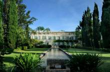 Château de Brantes Garden and Grounds