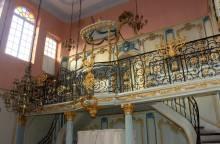 Synagogue / Jewish Museum Comtadin