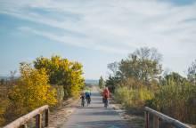 Fietsroute - De fietsroute Calavon