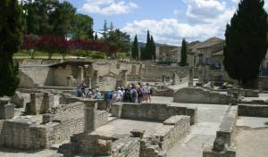 Les sites antiques de Vaison-la-Romaine
