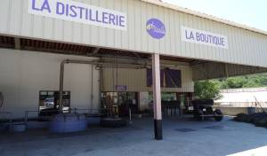 Les Agnels, distillerie