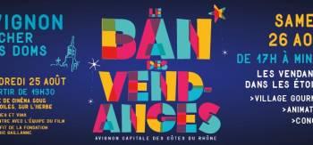 25e Ban des Vendanges des Côtes du Rhône-Avignon