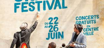 24ème Festival de Jazz-Orange