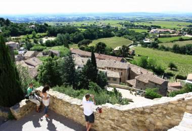 Le village de Gigondas