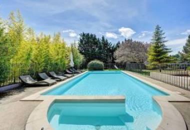 La Ferme du Gros Noyer Abricotine-Spa Ventoux Provence