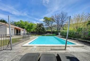 La Ferme du Gros Noyer Picholine-Spa Ventoux Provence