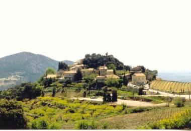 Le village de Suzette