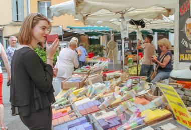 Marché Provençal de l'Isle-sur-la-Sorgue