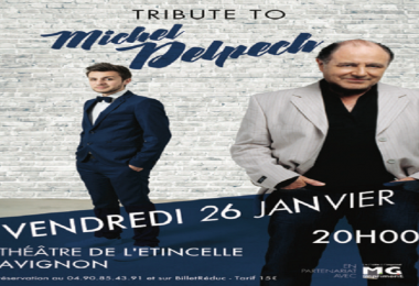 Tribute to Michel Delpech - Théâtre de ...