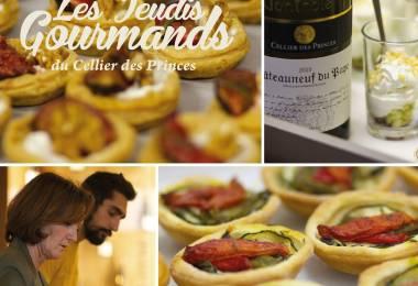 Les Jeudis gourmands au Cellier des Princes