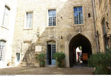 Visite commentée du Palais du Roure