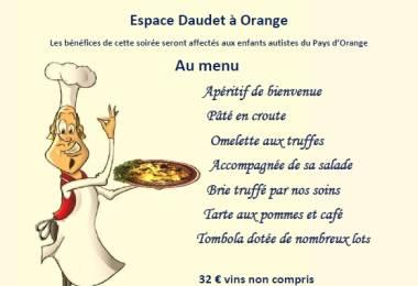 Soirée Omelette aux truffes