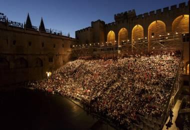 74e Festival d'Avignon ANNULE
