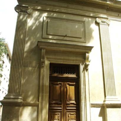 Avignon Synagogue