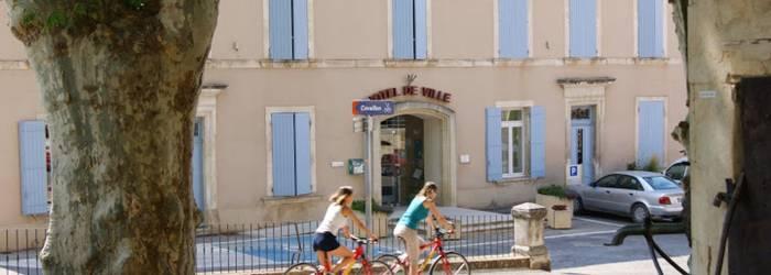 Boucle découverte à vélo : de Vitrolles en Luberon à la Bastide des Jourdans