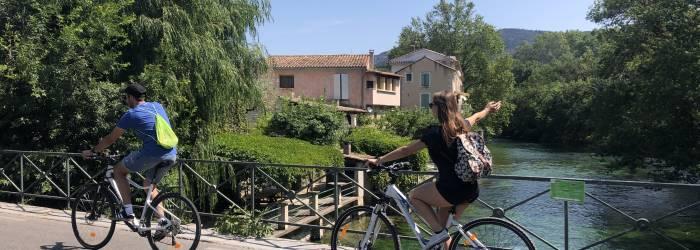 Circuit Vélo - De la Source à la Venise Comtadine