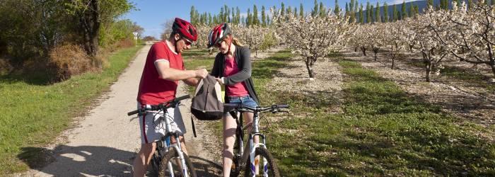 Circuit Vélo - Les villages perchés