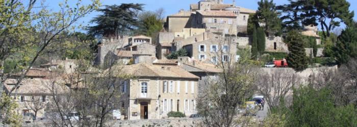 GTV VTT Tronçon 5.2 Murs - Fontaine-de-Vaucluse