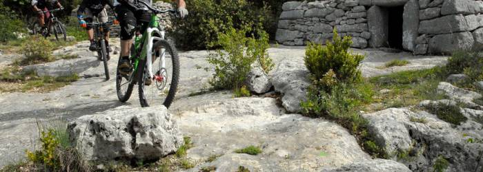 Etape 4 : Sault/St-Saturnin-les-Apt Traversée de Vaucluse e-bike