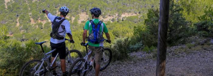 Tour du Mont-Ventoux en VTT e-bike