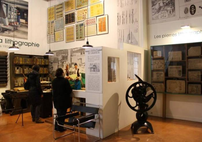 Cardboard and Printing Museum