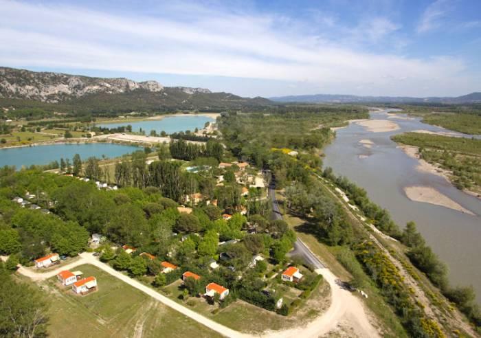 Campsite Les Rives du Luberon