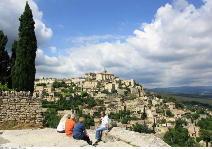 Le ch teau de gordes visits monuments museums in provence for At home architecture 84220 gordes