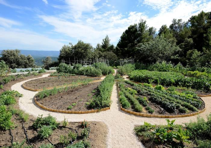 La Cuisine D Aglae Restaurant Gordes Vaucluse In Provence