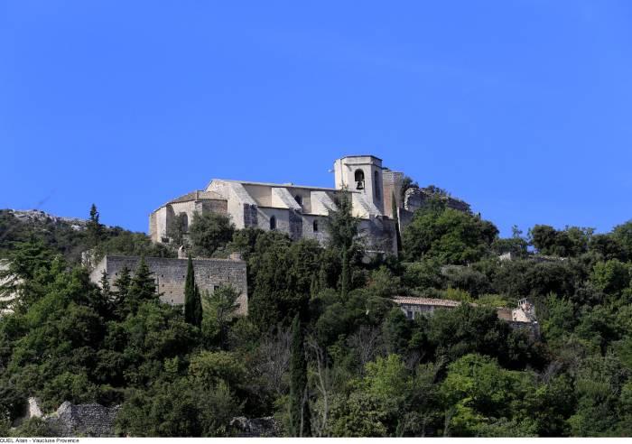 Circuit pédestre - Sentier Viticole d'Oppède en Luberon