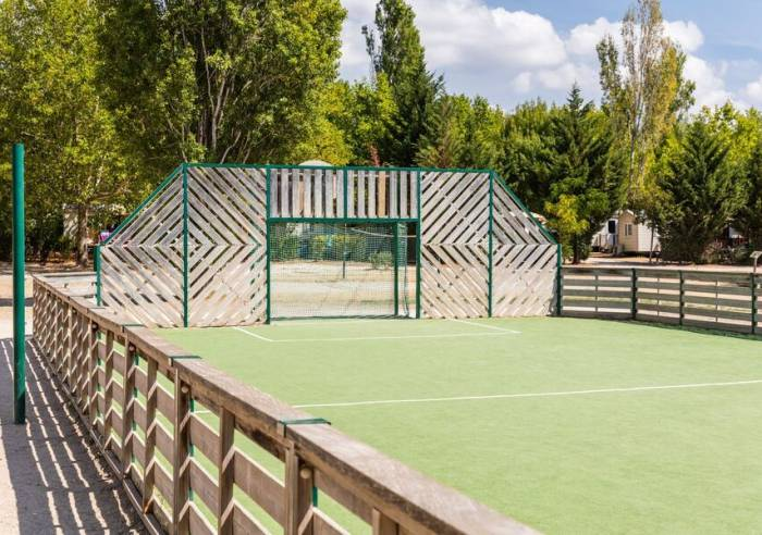 Camping-village Le Val de Durance