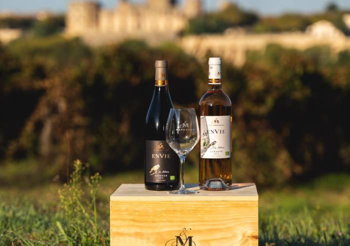 Marrenon, Vignobles en Luberon et Ventoux