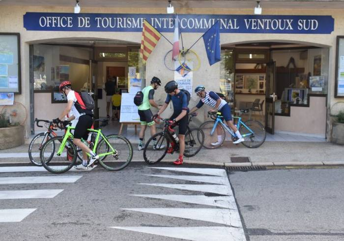 Office de Tourisme Intercommunal Ventoux Sud - Sault