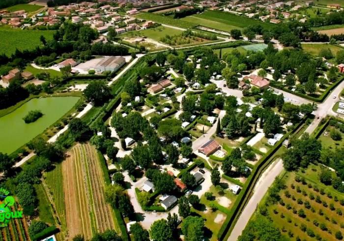Le Brégoux Campsite