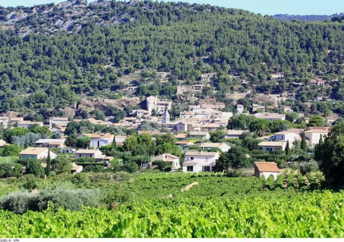Le village de Beaumes-de-Venise