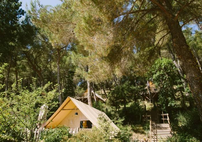 Domaine naturiste de Bélézy