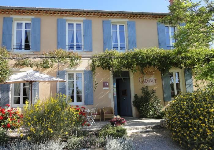 Hôtel la Garance