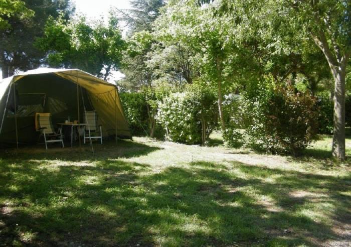 Camping de la Sainte-Croix