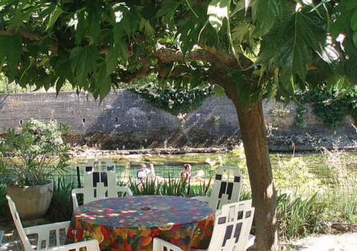 Moulin de l'Aqueduc  Le Bergeronnette