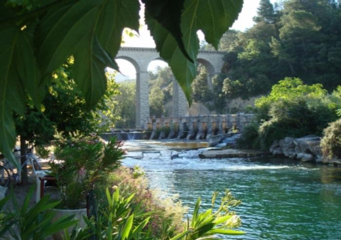 Moulin de l'Aqueduc Le Rouge Gorge