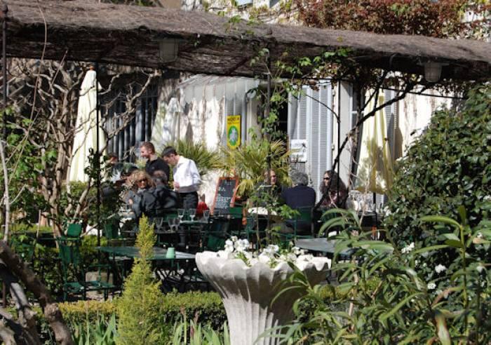 Le jardin du quai restaurant l 39 isle sur la sorgue vaucluse in provence sorgues area - Le jardin du quai isle sur la sorgue ...