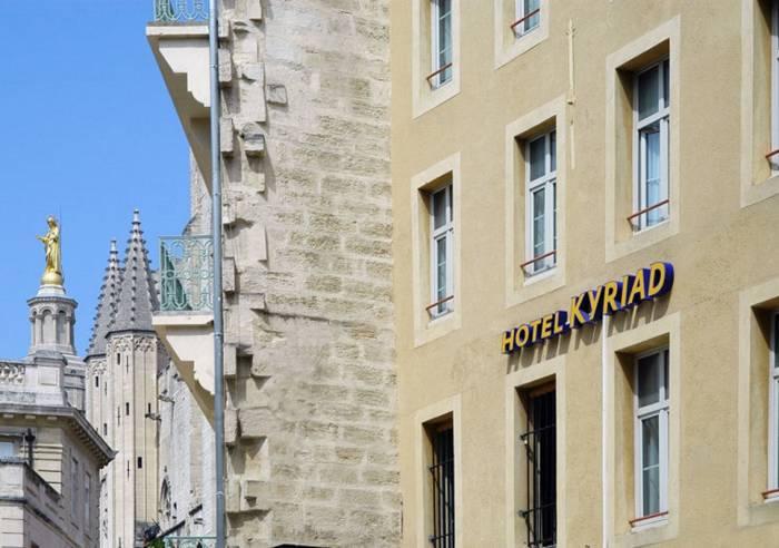 Hôtel Kyriad Palais des Papes