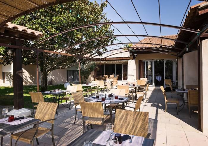 Hôtel Restaurant Best Western Paradou