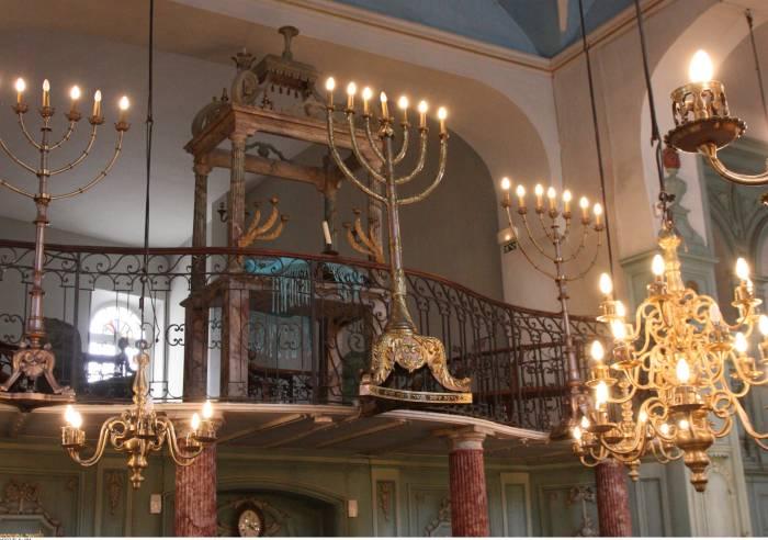 Itinéraire touristique - La route du Patrimoine Juif