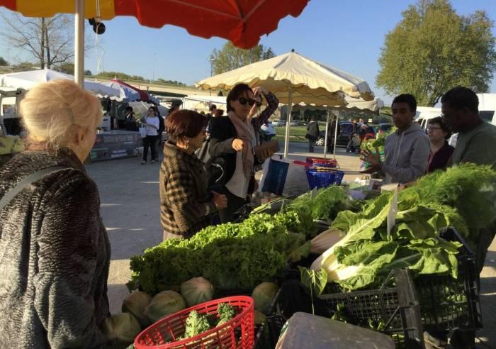 Marché du soir des producteurs d'Avignon