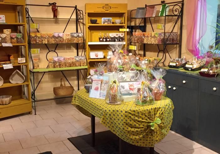Biscuiterie-Chocolaterie Aujoras