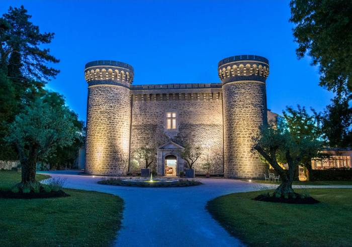 Truffle-themed weekend at the Château de Massillan