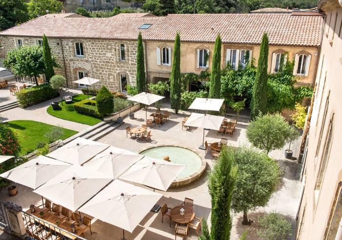 Hôtel Restaurant Château de Massillan