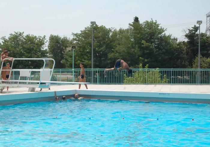 Centre Aquatique de plein-air
