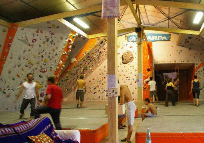 Salle d'escalade Sensabloc